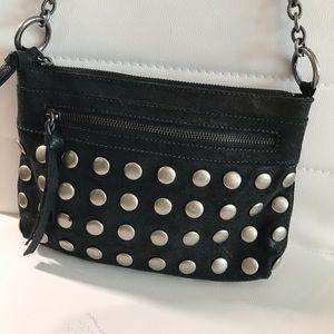 Dulce Cadena Brazilian leather handbag.